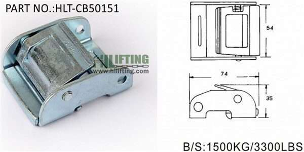 Cam buckle-CB50151