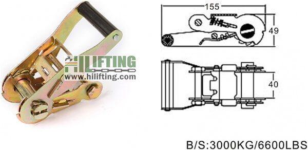 RB35303-Ratchet Buckle