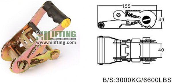 RB35308-Ratchet Buckle