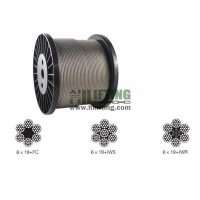 Galvanized Steel Wire Rope 6x19