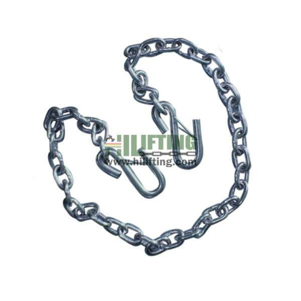 Grade 30 Binder Chain With S Hooks