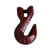 G80 European Type Clevis Shortening Grab Hook