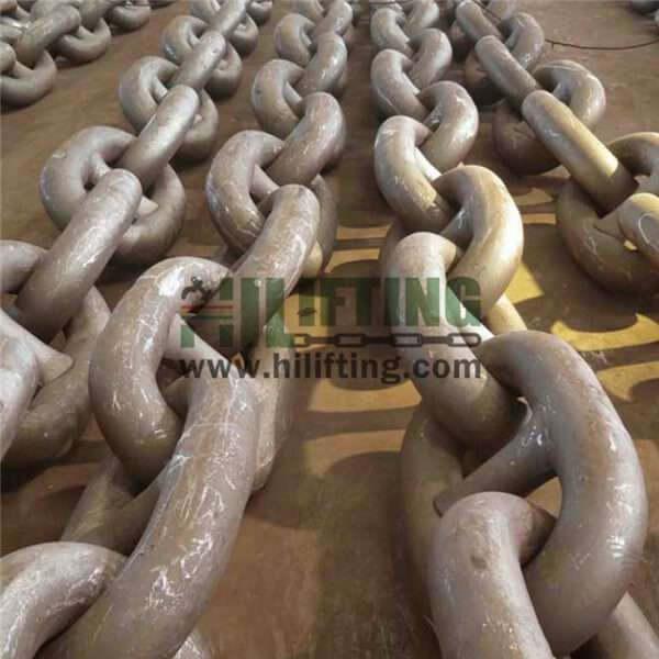 stud offshore mooring chain