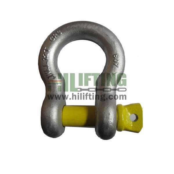 AS2741 Type Grade S Bow Shackle