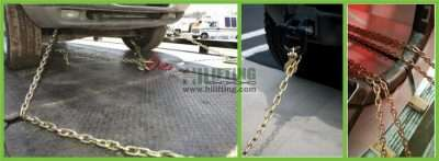 Binder Chain Applications