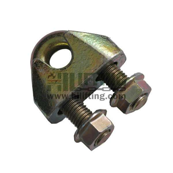 DIN 1142 Malleable Wire Rope Clip