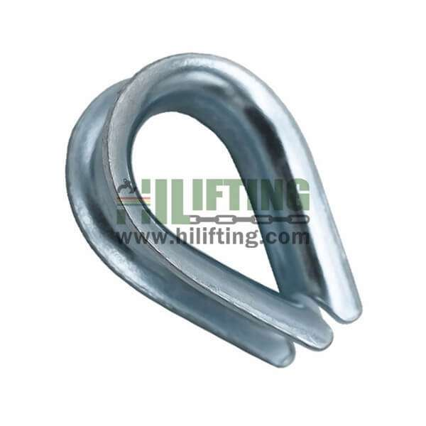 DIN 6899B Wire Rope Thimble