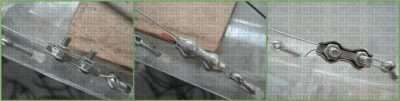 Duplex Wire Rope Clip Applications