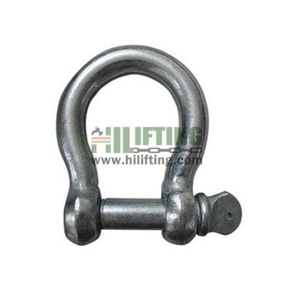 European Large Bow Shackles
