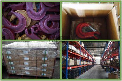 G80 European Type Clevis Sling Hook Packages