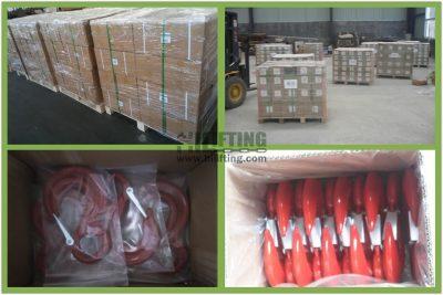 G80 European Type Eye Sling Hook Packages