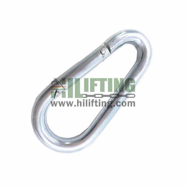 Galvanized Snap Hook Egg Type DIN5299B