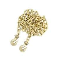 Grade 70 Binder Chain With Clevis Grab Hooks