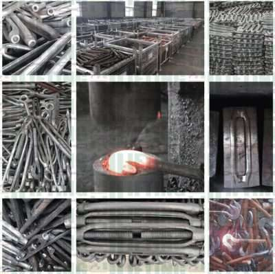 JIS Type Frame Forged Turnbuckles details