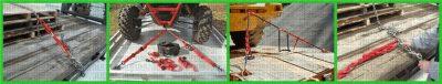 Ratchet Type Load Binders 140 Applications