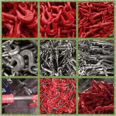 Ratchet Type Load Binders 140 Details