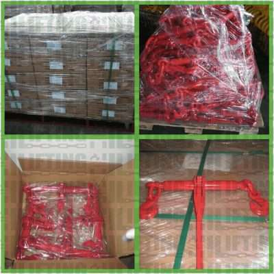 Ratchet Type Load Binders 140 Packages