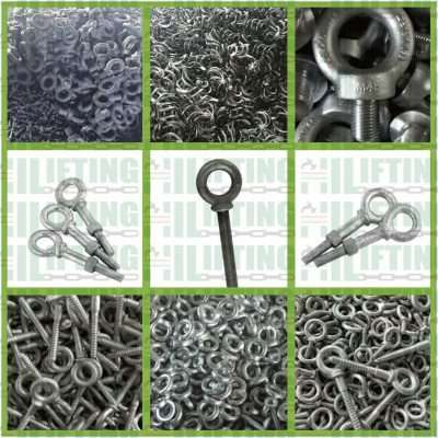 Shoulder Nut Eye Bolts G-277 Detaisl