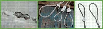 Simplex Wire Rope Clip Applications