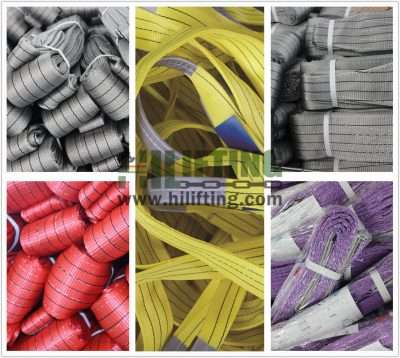 Sling Webbing Straps Applications