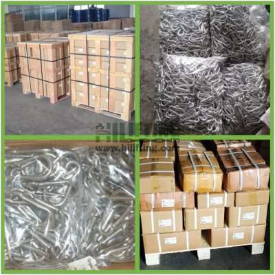 Snap Hook DIN5299 Form C Packages