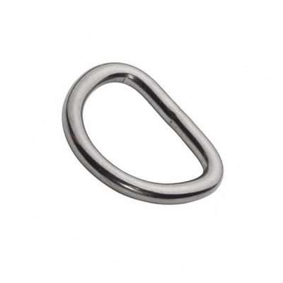 Stainless Steel 316 D Ring