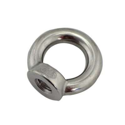 Stainless Steel 316 DIN 582 Eye Nut