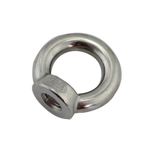 Stainless Steel 316 DIN 582 Eye Nut