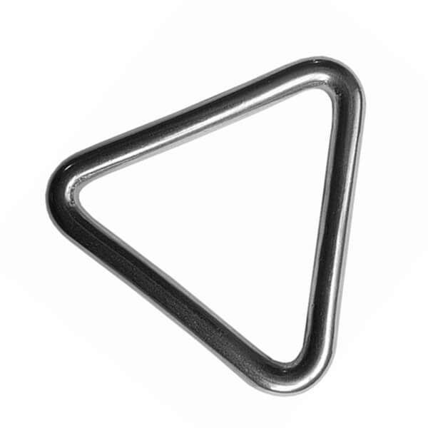 Stainless Steel 316 Delta Ring