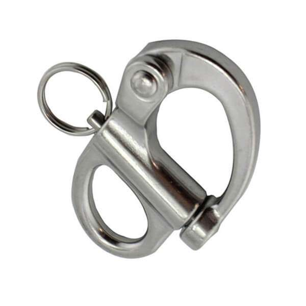 Stainless Steel 316 Fixed Snap Shackle