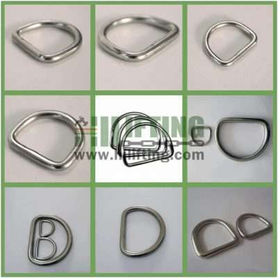 Stainless Steel D Ring Details