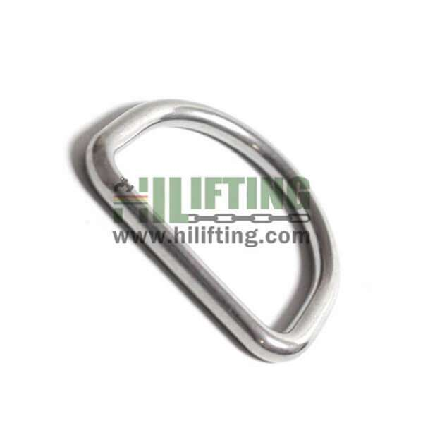 Stainless Steel D Ring For Marine
