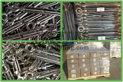 Stainless Steel DIN1480 Turnbuckle Packages