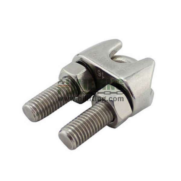 Stainless Steel DIN741 Wire Rope Clip Cable