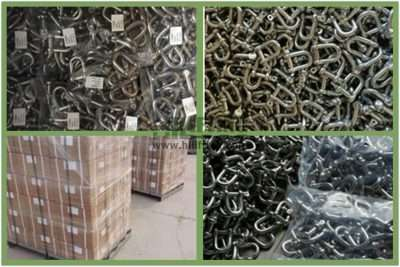 Stainless Steel European Commercial Large D Shackle Packages