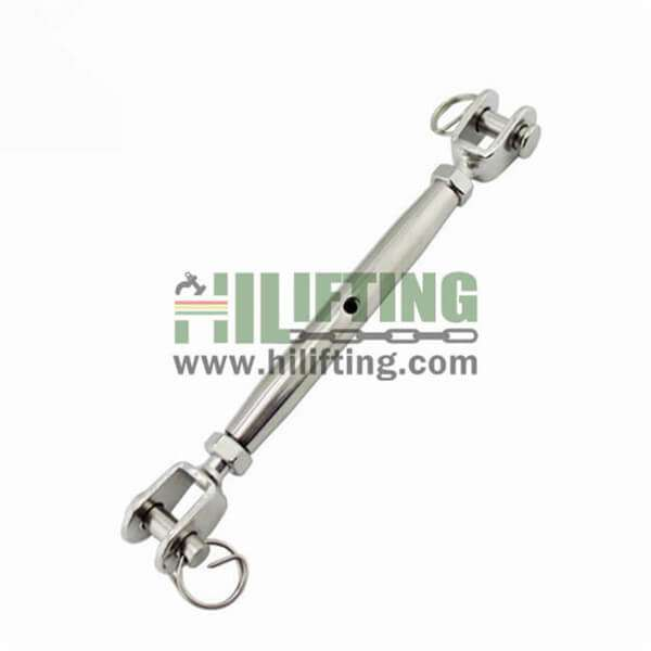 Stainless Steel European Type Closed Body Turnbuckle