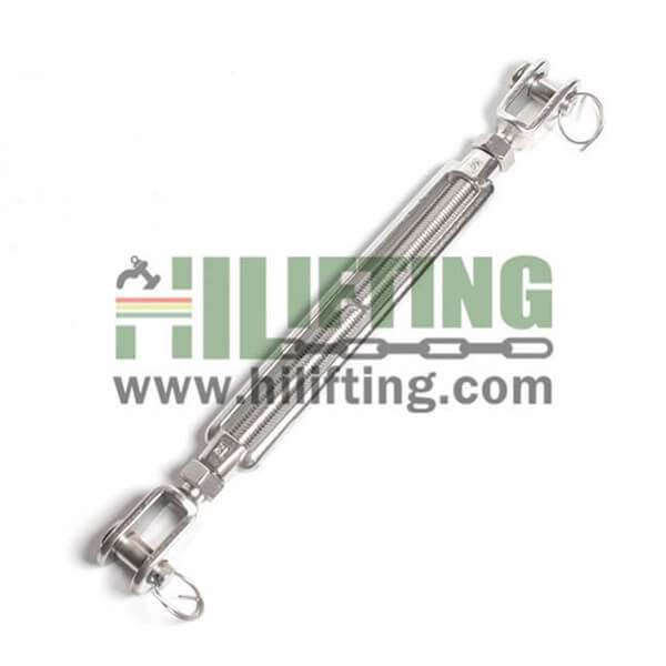 Stainless Steel European Type Turnbuckle Jaw and Jaw End