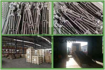 Stainless Steel European Type Turnbuckle Jaw and Jaw Packages