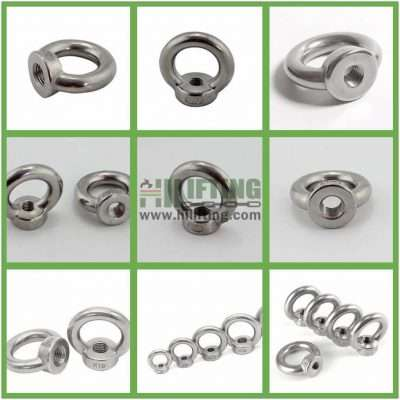 Stainless Steel Eye Nut DIN 582 Details