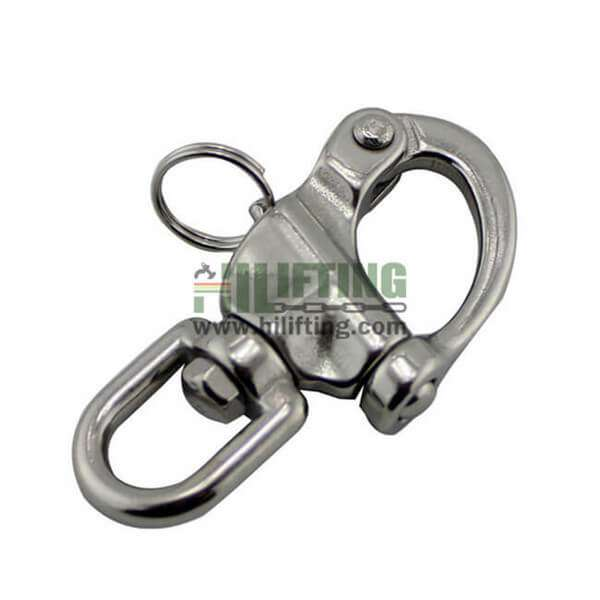 Stainless Steel Eye Swivel Snap Shackles