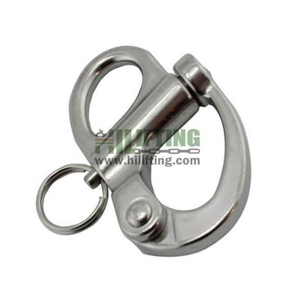 Stainless Steel Fixed Snap Shackle