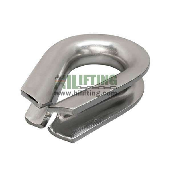 Stainless Steel G414 Heavy Duty Thimble