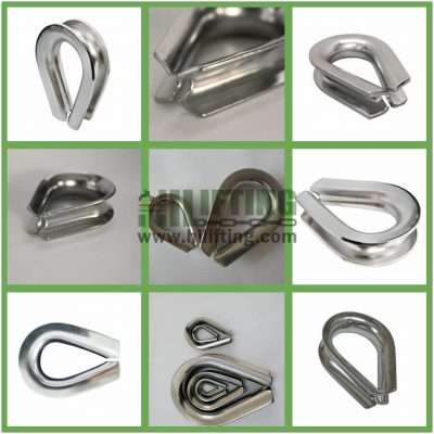 Stainless Steel G414 Thimble Details