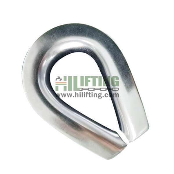 Stainless Steel G414 Thimble