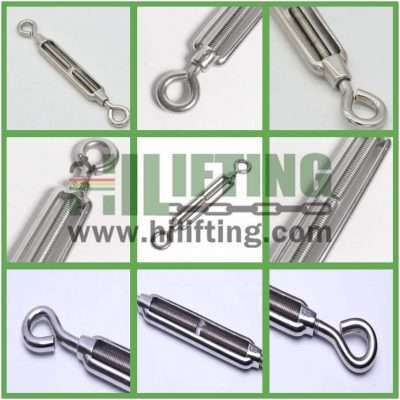 Stainless Steel Korean Type Turnbuckle Details