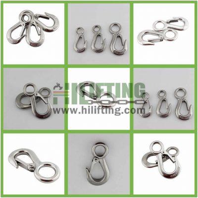 Stainless Steel Large Eye Hook Details