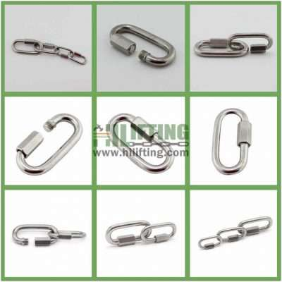Stainless Steel Quick Link Details