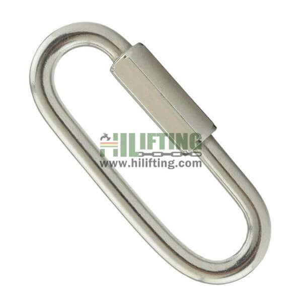 Stainless Steel Quick Link Extended Long Type