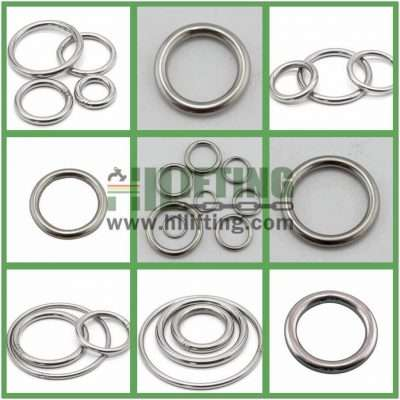 Stainless Steel Round Ring Details