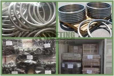 Stainless Steel Round Ring Packages